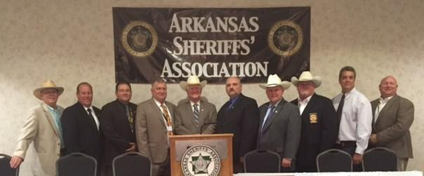Executive Board of the Arkansas Sheriff's Association