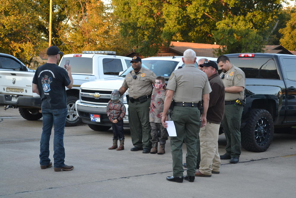 Sheriff's Trunk or Treat - Press Releases - Hempstead ...