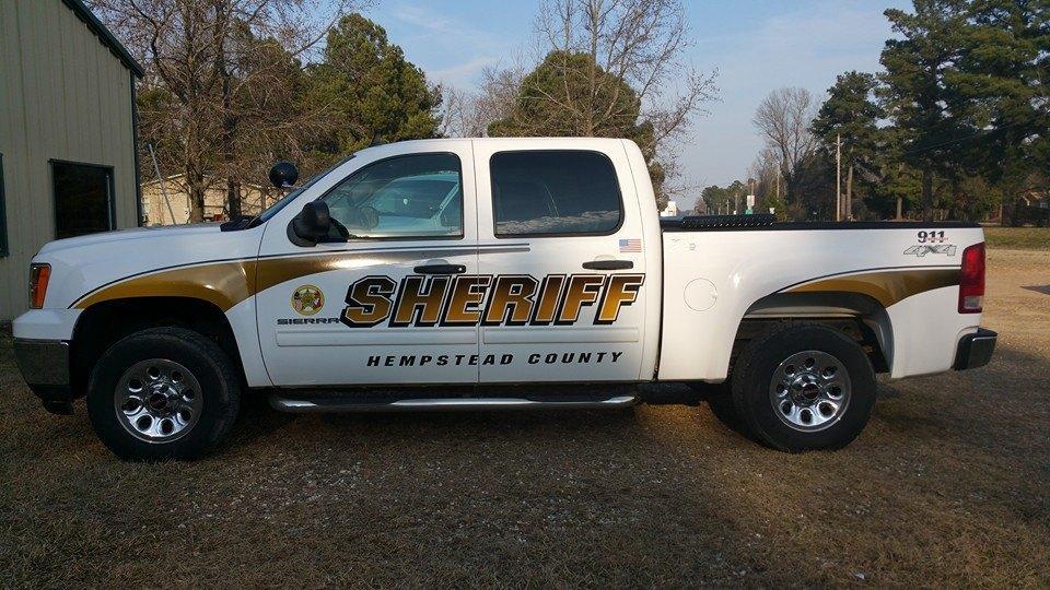 Patrol - Hempstead County Sheriff's Office
