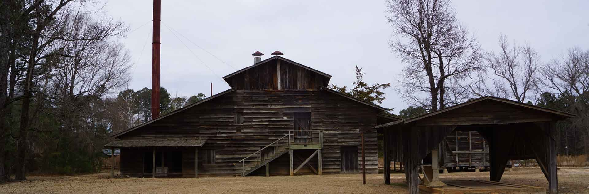 Cotton Gin Old Washington