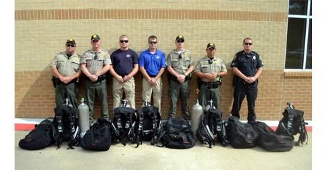 Dive Team - Hempstead County Sheriff's Office