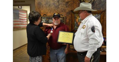 C. I. D. Captain Receives Medal of Valor - Press Releases ...
