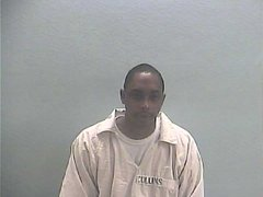 Mugshot of Collins, Deshaun