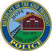 Hope Police Department Logo